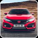 City Car Simulator 2020: Civic Driving icon