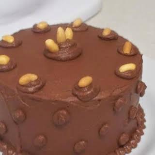 Peanut Butter Chocolate Ganache.
