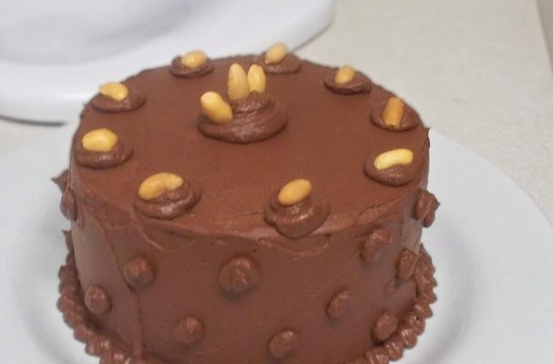 Peanut Butter Chocolate Ganache Recipe