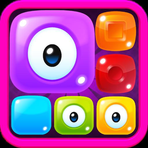 Jelly Cube Splash 解謎 App LOGO-APP試玩