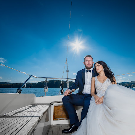 Wedding photographer Marcin Łabuda (marcinlabuda). Photo of 21.10.2017