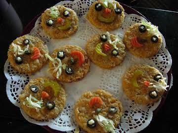 Easy Cheezy Cookies