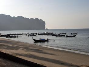 Photo: Лодки в Ао Нанге