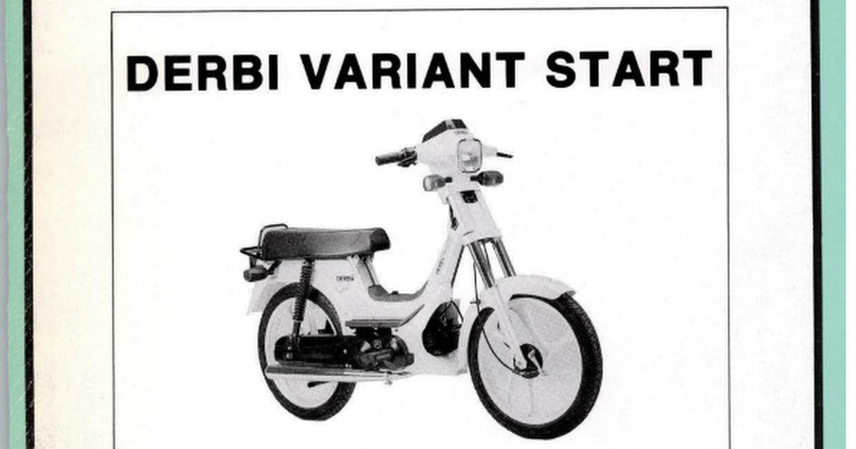 derbi manual pdf
