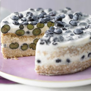 Mini Blueberry Torte