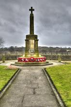 Photo: Memorial at Knaresborough Castle