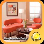 Living Room Sofa Designs