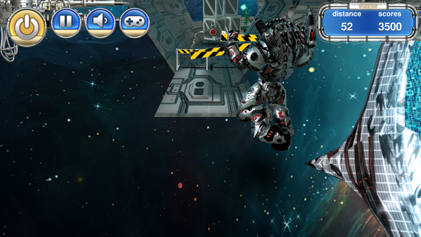 Star Ripper- screenshot