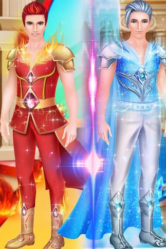 Ice VS Fire Princess Makeup 1.0.2192 screenshots 5