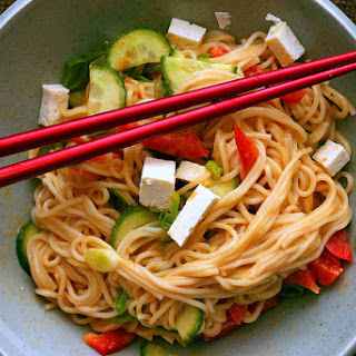 Asian Dry Noodles Recipes
