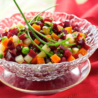 Russian Potato Salad With Beets Recipes.