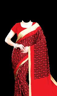 Women's designer Saree Collection - náhled