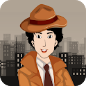 Mr Detective: Detective Games and Criminal Cases icon