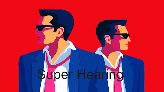Ear Super: Super Hearing - náhled