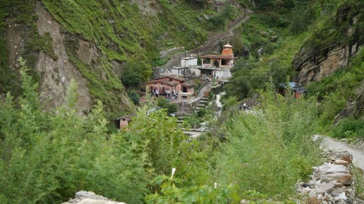 Tapovan ashram