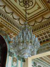 Photo: Chandelier, Museum of Military History