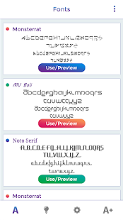 Zawgyi Myanmar Fonts Free - náhled