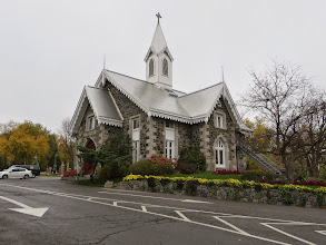 Photo: Chapel in the cemetery