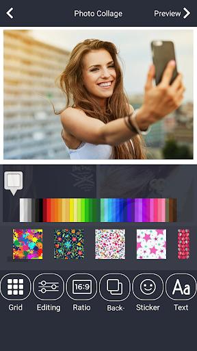 Photo collage maker screenshot 20