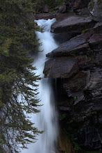 Photo: Baring Falls, Glacier National Park