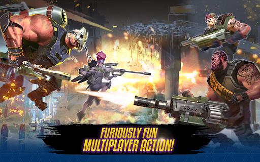 Mayhem - PvP Multiplayer Arena Shooter 1.26.0 screenshots 17