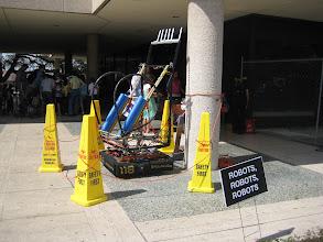 Photo: Robotics Exhibits