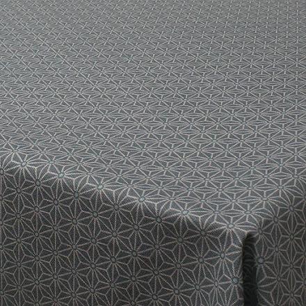 Ceramic Vaxduk - grå/petrol