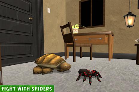 Turtle Adventure Simulator - náhled