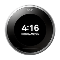Nest thermostat farsight