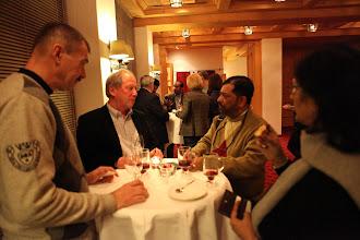 Photo: Dr. Oleksandr Kovriga, Wolfgang Waelischmiller, Yogesh Joshi, Roma Balwani
