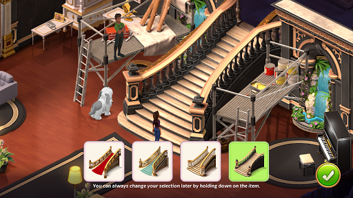 Ava's Manor - A Solitaire Story 14.0.0 screenshots 6