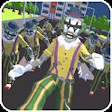 Zombie Crowd Attack icon