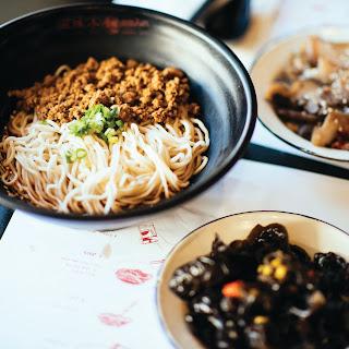 Chengdu ZaJiang Noodles