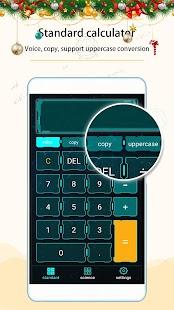 Multifunctional calculator - náhled
