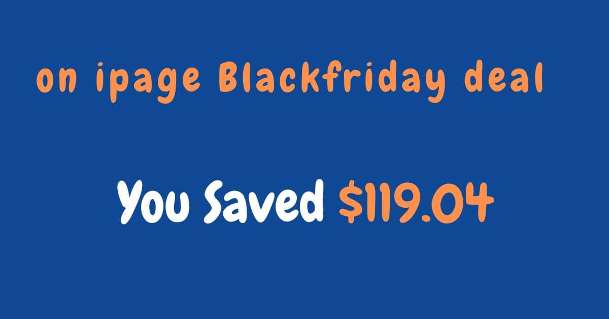 save money in hosting blackfriday