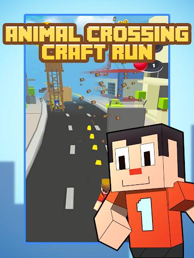 Animal Crossing Craft Run 1.1 screenshots 1