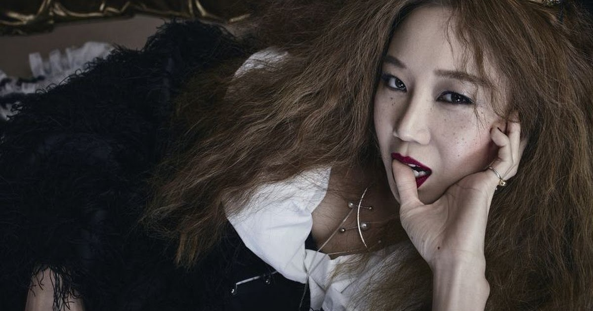 Gong Hyo Jin Reveals Additional Images From High Cut