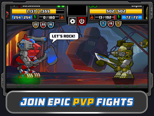 Download Super Mechs MOD APK 10