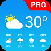 Tải Ứng dụng thời tiết pro APK