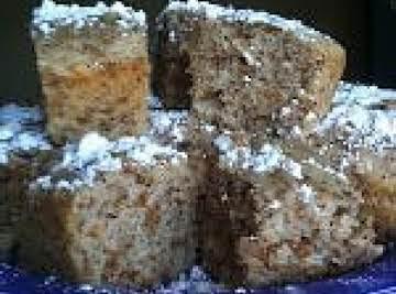 Lemon Poppy Seed Breakfast Cake