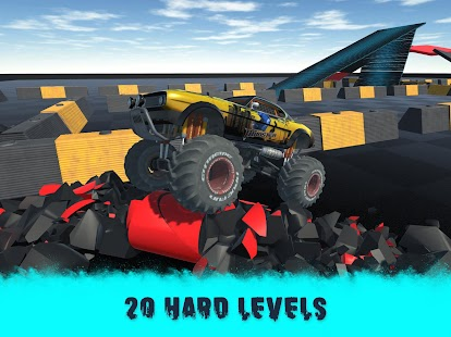 OffRoad Monster Drive 2020 Screenshot