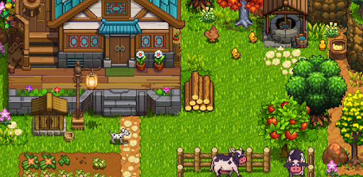 Harvest Town Mod Apk