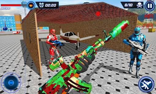 FPS Robot Shooter Strike: Anti-Terrorist Shooting 5