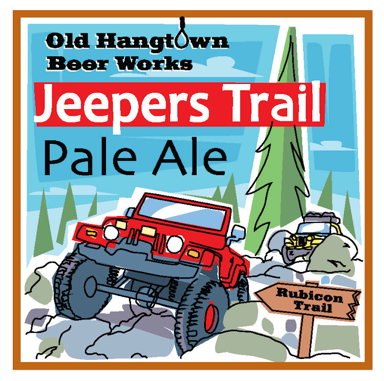 Logo of Jeepers Trail Pale Ale
