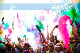 Photo: Photo courtesy of The Color Run™