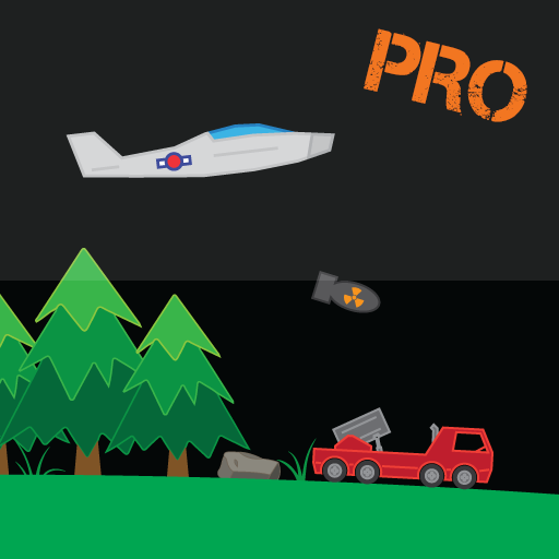 Atomic Fighter Bomber Pro Android APK Download Free By Top Secret Developments