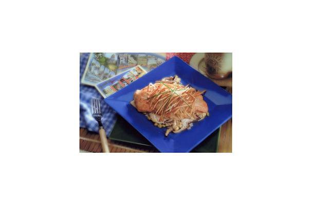 Potato Crusted Salmon Recipe