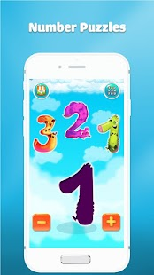 Number Counting games for toddler preschool kids- screenshot thumbnail