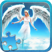 Angels Jigsaw Puzzle Game