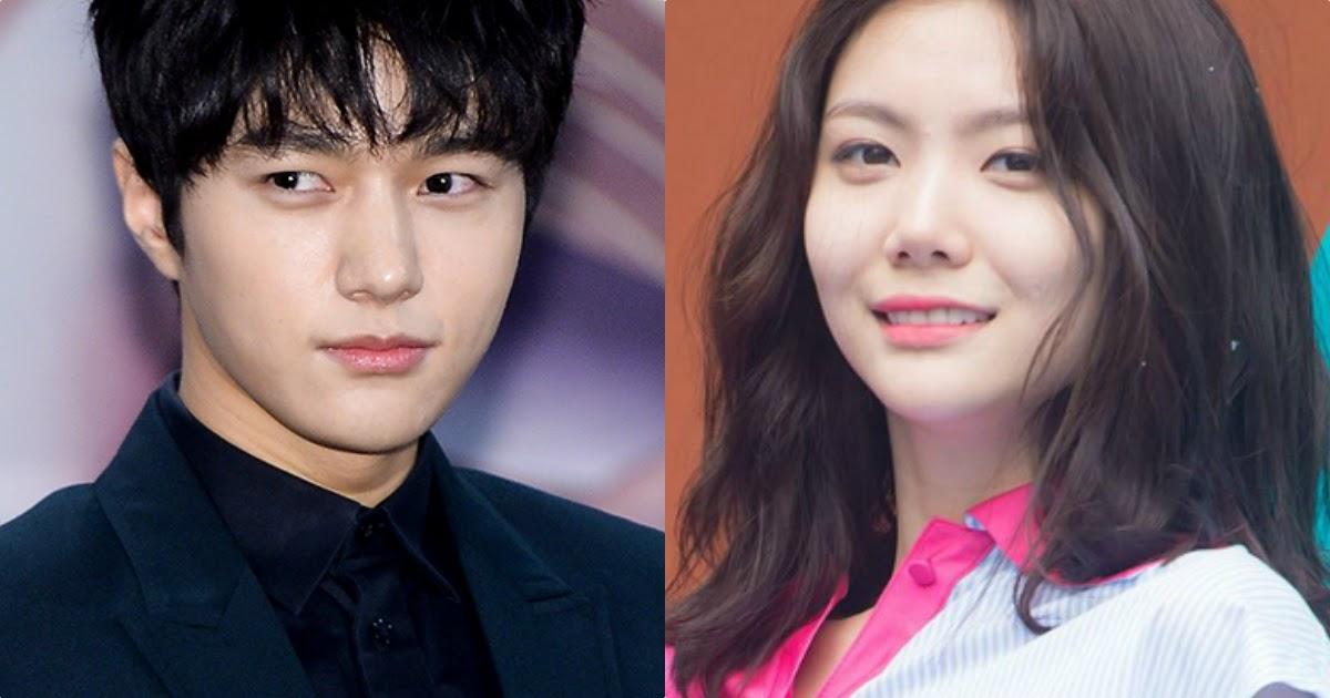 Myungsoo And Naeun
